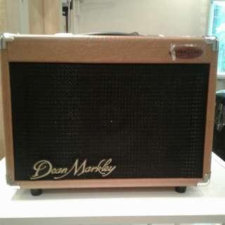 Dean Markley acoustic amp