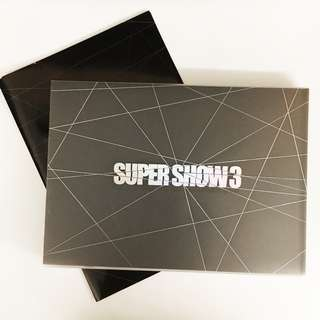 Super Junior 《Super Show 3 Photobook》
