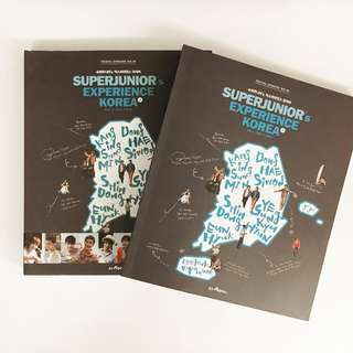 Super Junior 《Experience Korea》