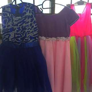 Gown (6-8yrs old)
