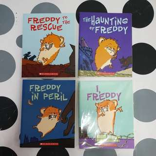 Freddy' s series (4 titles)