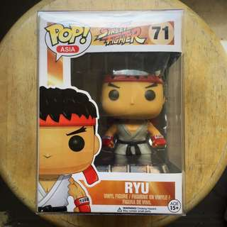 Funko Streetfighter Ryu