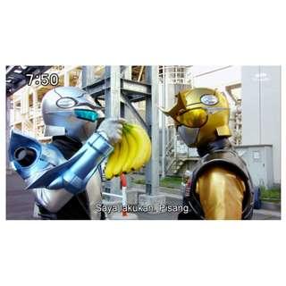 Tokumei Sentai Go-Busters Teks Indonesia Episode Lengkap