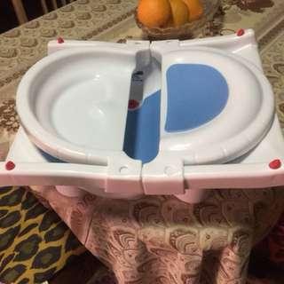 Luckybaby Foldable Bathtub