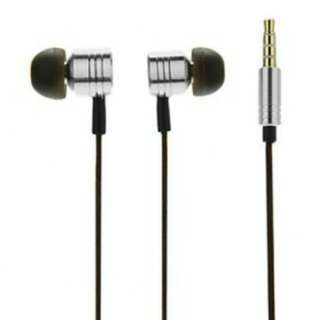 Earphone xiaomi silver