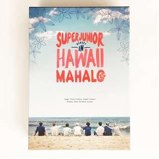 Super Junior Memory in Hawaii - MAHALO