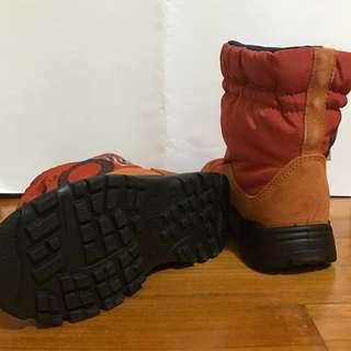 [4-5 yo] New* Kids Winter Boots with inner fleece (Orange)