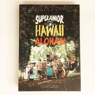 Super Junior Memory in Hawaii - ALOHA