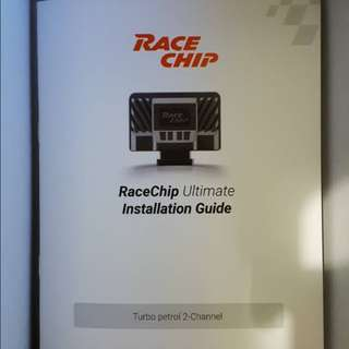 Civic 2017 FC Racechip Ultimate