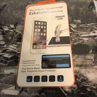 iPhone X 保護貼