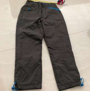 Winter time ski pants 8-9yr old