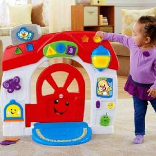 Fisher Price - Laugh & Learn Smart Stages Home