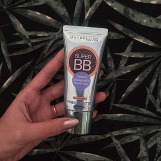 maybelline super bb fresh matte