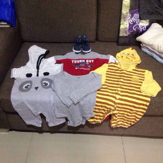 12mos-2t Preloved for Boys