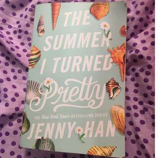 THE SUMMER I TURNED PRETTY BY JENNY HANN