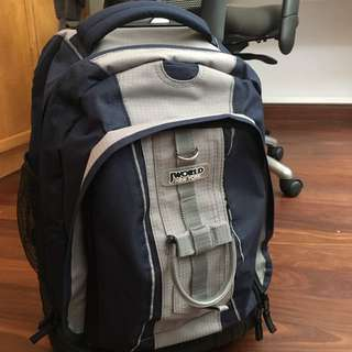 J World Roller Bag from USA (much better than the Smiggle bag)