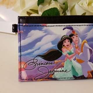 Disney Aladdin train/bus card holder