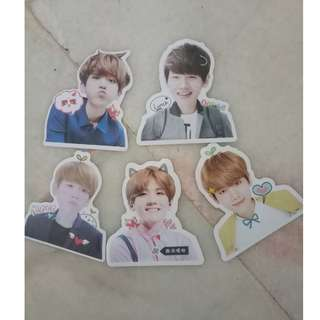 EXO beakhyun sticker