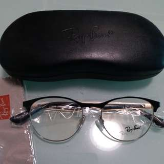 Original rayban RB 6365 for prescription lens