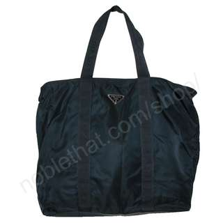PRADA - Nylon Shoulder Bag 意大利名牌尼龍肩袋