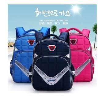 Light Ergonomic Quality Bags/Backpacks for Primary School Children★Good Value★
