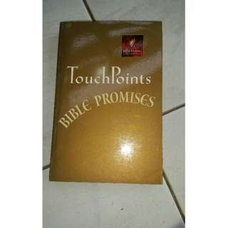 Book Touch Points Bible Promises