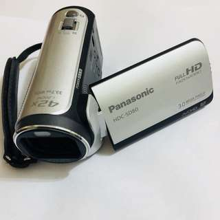 Panasonic HDC-SD80 full hd tuch camcorder