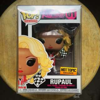 Funko Drag Queens Ru Paul