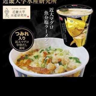 金槍魚杯麵 2018