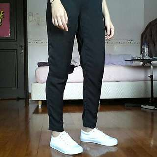 Lucyd Acyd Blanche Pants In Black