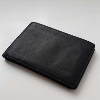 Original Ferre' black leather wallet soft