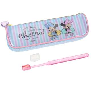 Japan Disneystore Disney Store Millie & Melody CHEER UP Toothbrush Set