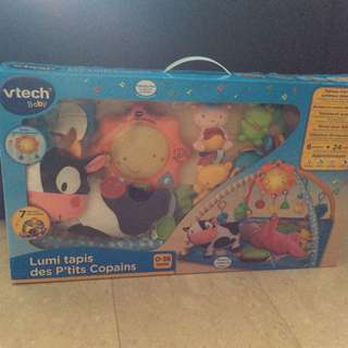 Baby playing mat / activity gym Vtech