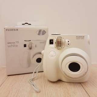 Fujifilm instax mini7s 富士拍立得底片相機