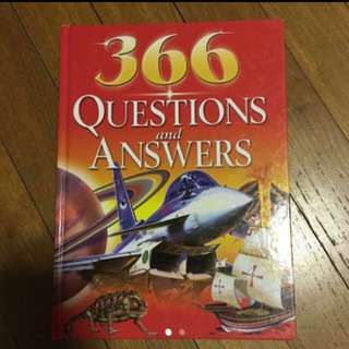 366 Quenstions And Answers