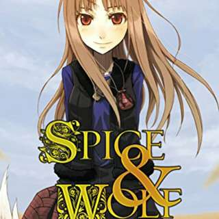 Spice and Wolf LN Vol 1(ENGLISH)
