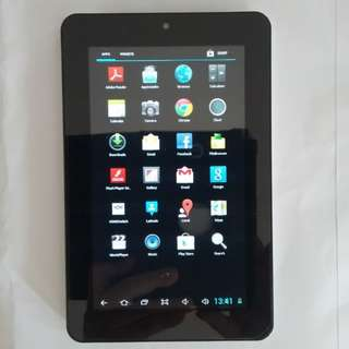 "Shinco Dual Core 7"" Tablet Model MID-7089D"