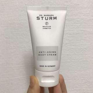 Anti aging body cream (travel size)