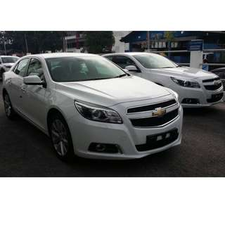 Unreg Chevrolet Malibu 2.4 LTZ 6AT - FULL LOAN