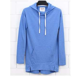 Mossimo Supply Co Pullover Hoodie Blue original not converse vans adidas nike bape trasher