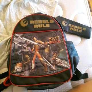Star Wars back pack
