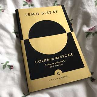 Lemb Sissay - gold from the stone