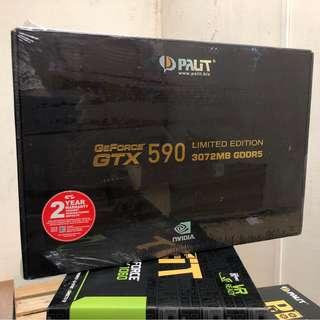 PALIT GTX590 - 3GB