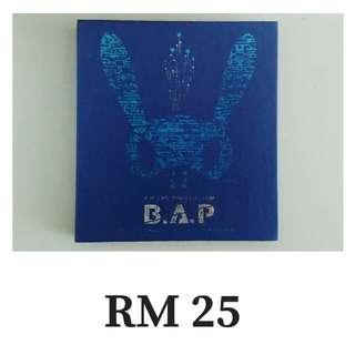 [PRELOVED] B.A.P ALBUM (PRICE REDUCED)