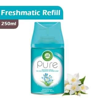 Air wick Freshmatic Refill x 2