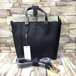 Authentic! Charles and Keith Plain Bag