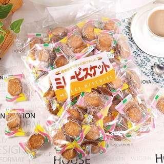 名古屋特產 平野南乳小圓餅 500g