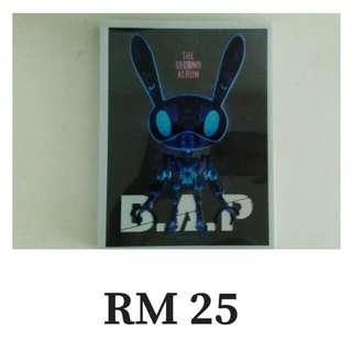 [PRELOVED] B.A.P ALBUM