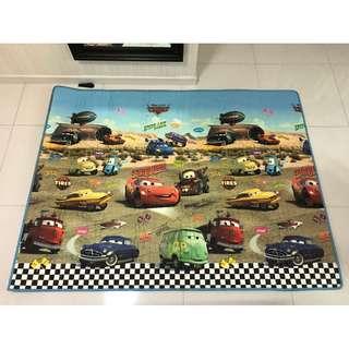 Disney Cars Play Mat Rug