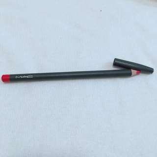 MAC lip pencil 唇筆